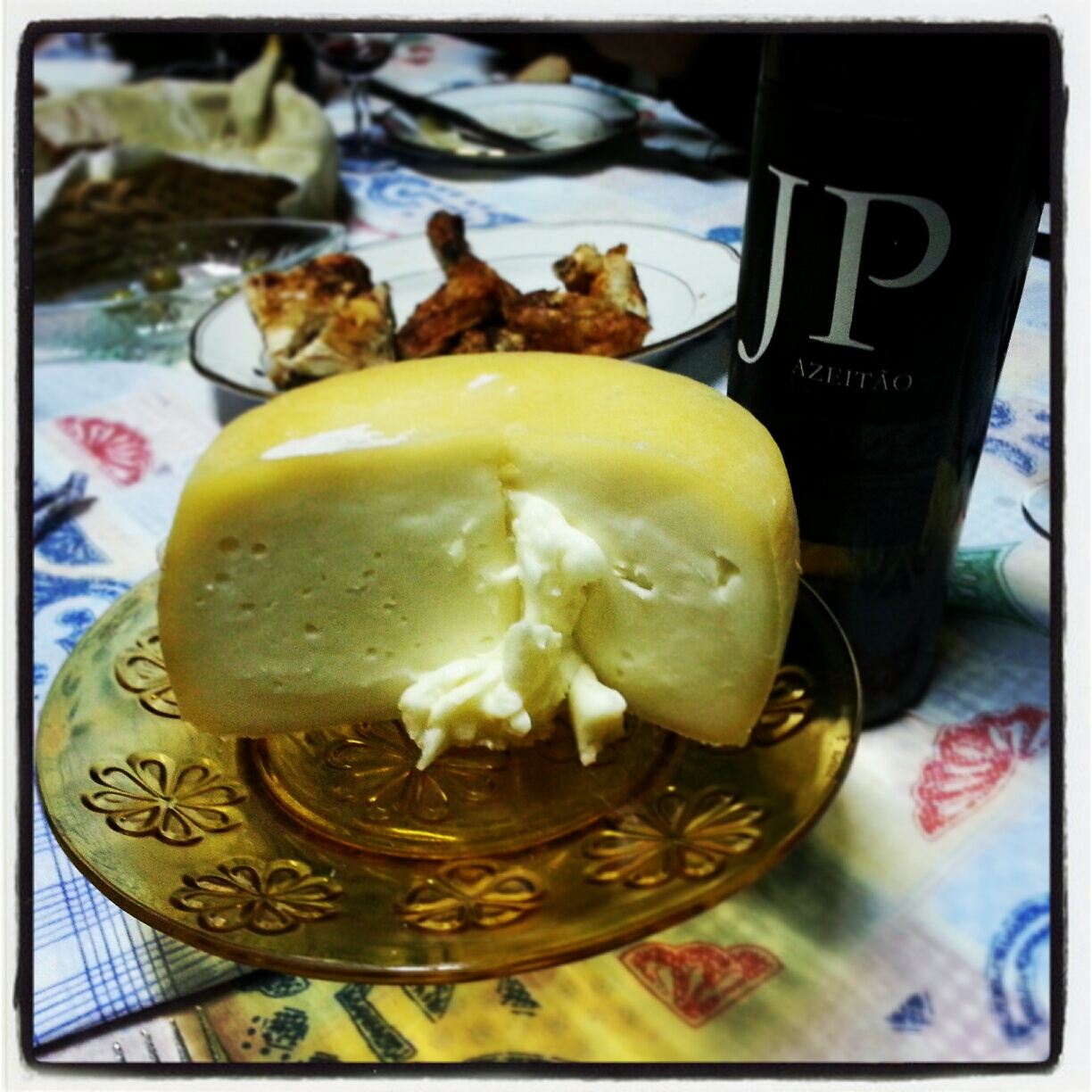 Cheese time... ;)