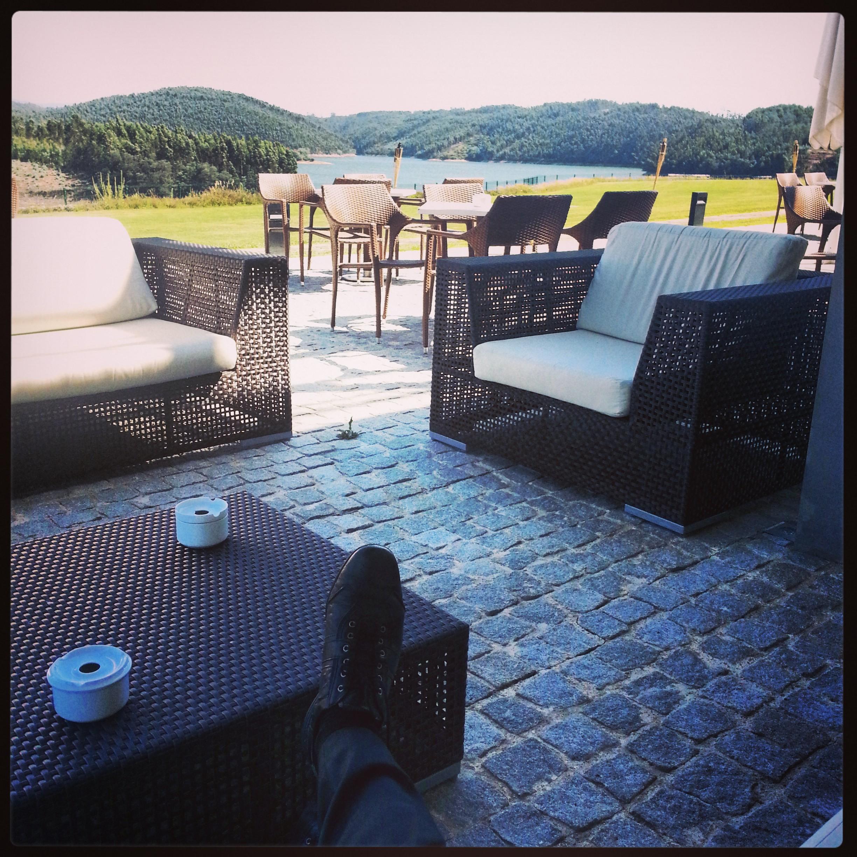 """""""Montebelo Resort & SPA""""... mas a trabalho..."""